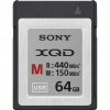 Карта памяти Sony QDM32-P XQD 64Gb M series 150 Mb/s