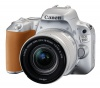 Фотоаппарат цифровой Canon EOS 200D Kit 18-55 IS STM Silver